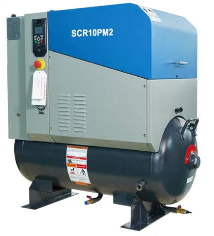 11 Kw Permanent Magnet Compressor - AircoProducts