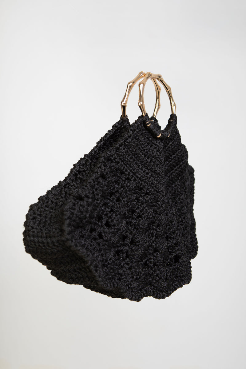 Agata Crochet Bag