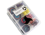 DYE DM14 - DM15 color coded o-ring rebuild kit