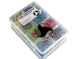 DYE DM4 - DM13 color coded o-ring rebuild kit