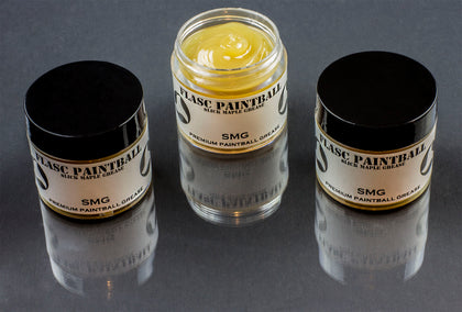 Flasc Paintball SMG premium paintball grease - Slick Maple Grease