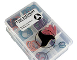 Kingman Spyder color coded o-ring rebuild kit