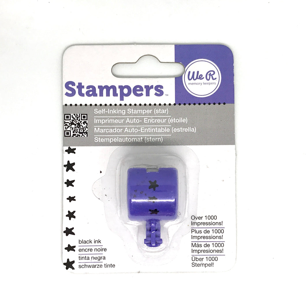 We R Memory Keepers - Sew Stamper - STAR