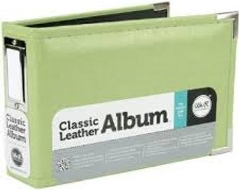 We R Memory Keepers - Album classico in pelle 6 x 6