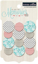 Load image into Gallery viewer, Teresa Collins Memories- Scrapbooking Paper & Accessories Pack - Pack 2