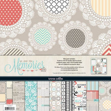 Load image into Gallery viewer, Teresa Collins Memories- Scrapbooking Paper & Accessories Pack - Pack 3