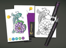 Load image into Gallery viewer, Chameleon Art Products - Carte da colorare - NATURA