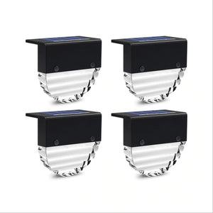 Solar Deck Lights - 4pcs