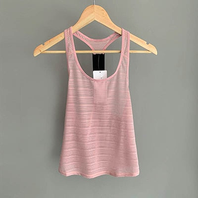 Sleeveless  Sports Wear Tank top