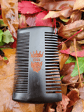 The Bearded Vegan Beard Comb