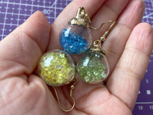 Load image into Gallery viewer, Festive Bauble Earrings: Christmas & Special Occasion Jewelry