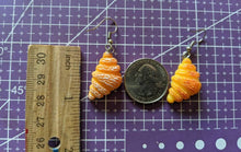 Load image into Gallery viewer, Croissant Earrings