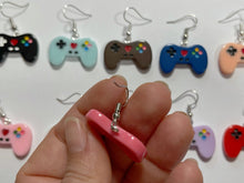 Load image into Gallery viewer, Game Controller Earrings: Game Night, Play, Video Game