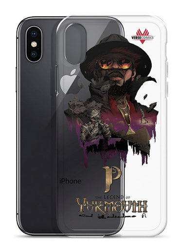 Legend of Yukmouth iPhone Case