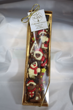 Load image into Gallery viewer, Milk Chocolate Christmas Character Gift Pack