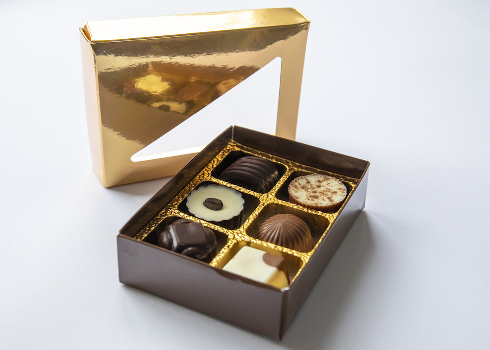 Create your personalised chocolate box