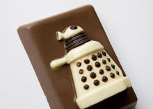 Load image into Gallery viewer, Milk Chocolate Dalek