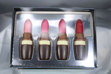Load image into Gallery viewer, Chocolate Lipstick Set