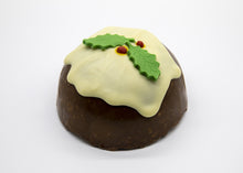 Load image into Gallery viewer, Milk Chocolate Christmas Pudding