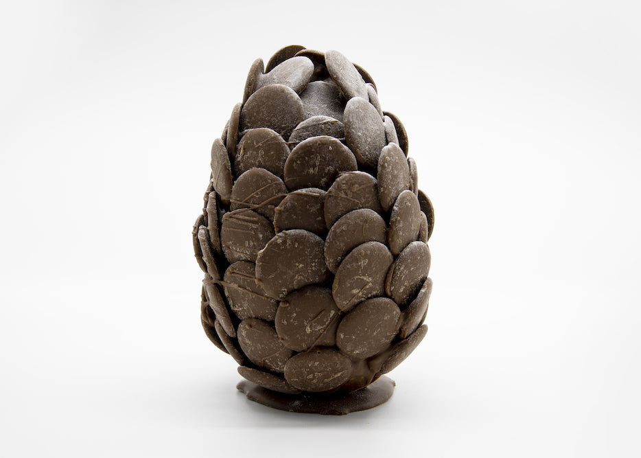 Milk Chocolate Pine Cone