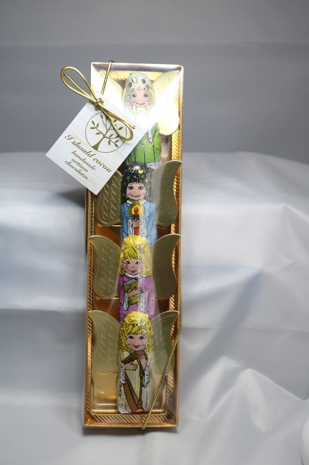 Chocolate Angel gift pack.