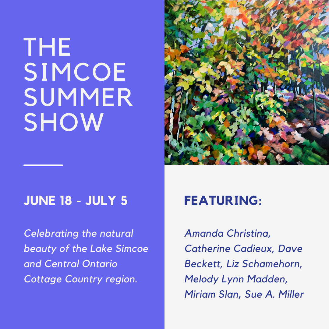 Simcoe Summer Show by Cloud Gallery