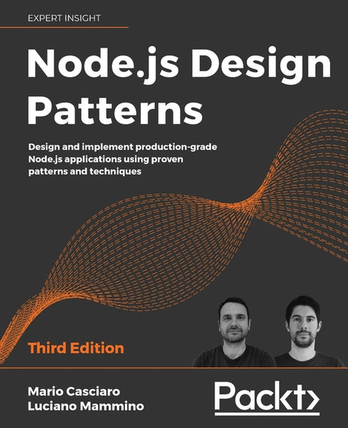 Node.js Design Patterns - Third edition