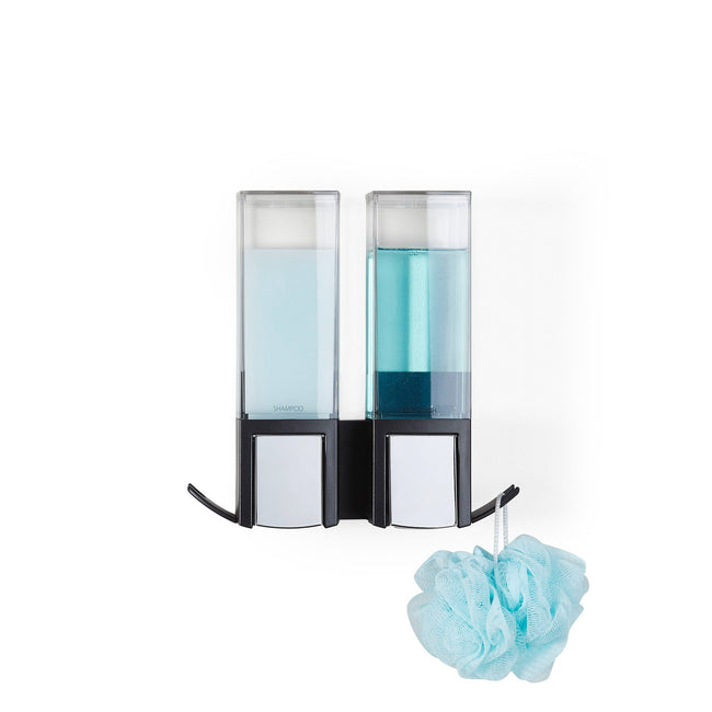 CLEVER Double Shower Dispenser - Better Living Products Canada