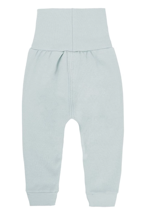 Baby boy comfy blue jogging bottoms