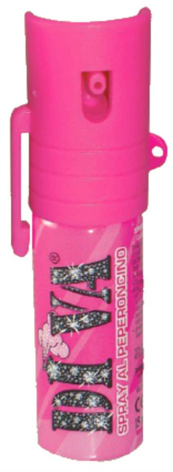 SPRAY ANTIAGGRESSIONE DEFENCE SYSTEM DIVA BASE ML.15  ROSA