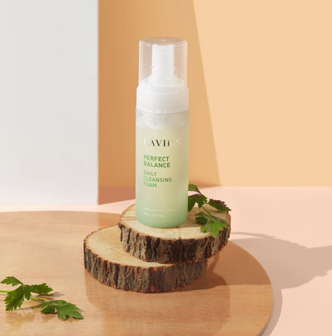 Perfect Balance Daily Cleansing Foam
