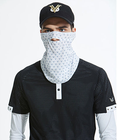 UV-Cut Face & Neck Cooler (Men's)