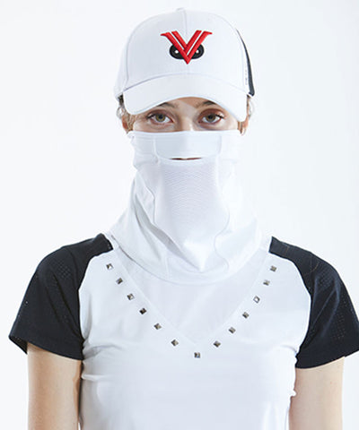 UV-Cut Face & Neck Cooler (Women's)
