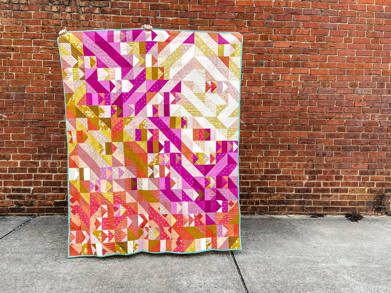 Learn More About All the Good Quilt Along
