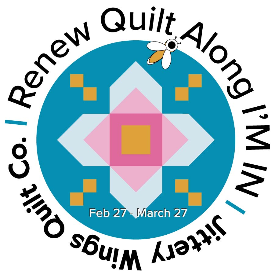 renew quilt along i'm in social media image