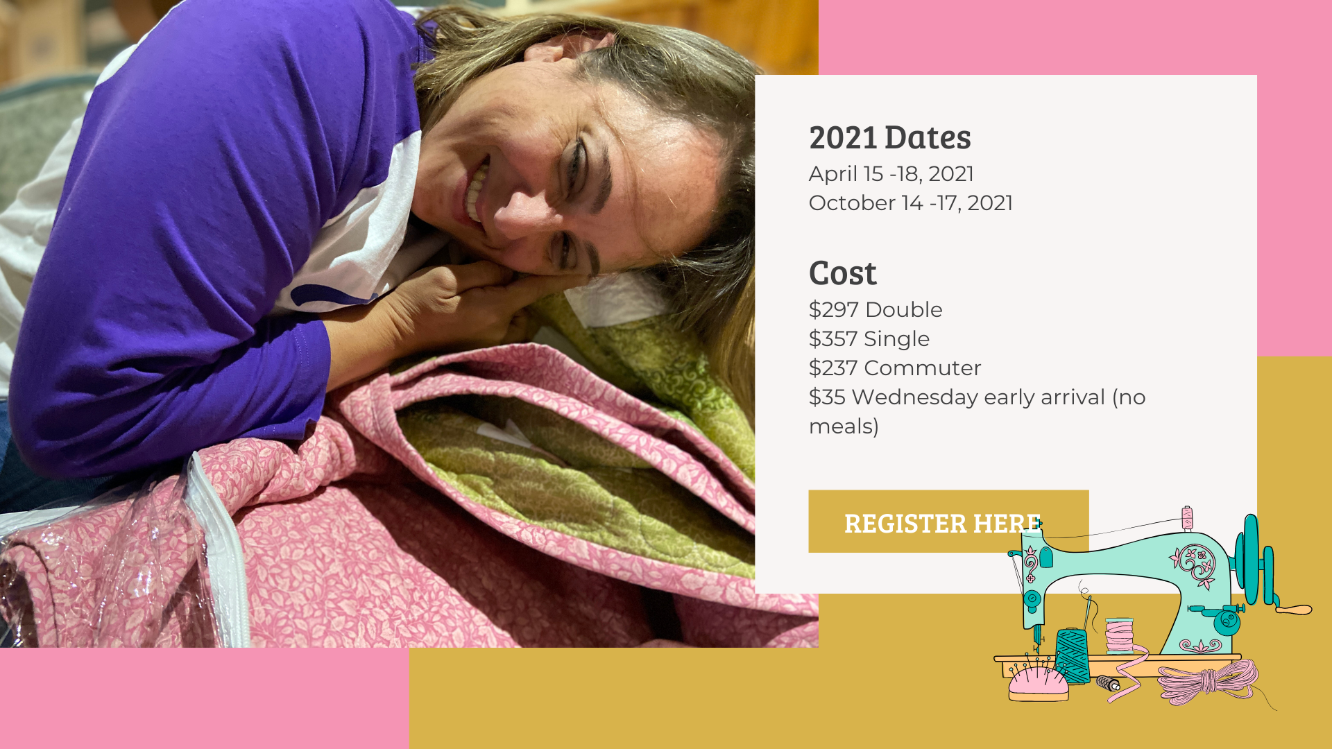 quilt camp at Lutheridge, register here for quilt camp at lutheridge