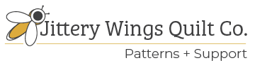 Jittery Wings Quilt Co
