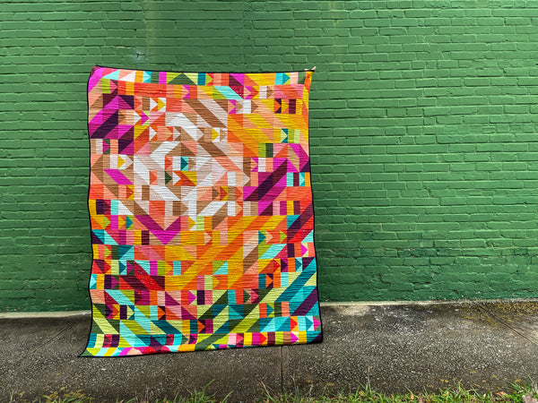 All the Good Quilt Pattern Jittery Wings Jittery Wings Quilt Co quilt sewing pattern and designs art gallery fabric for quilt #fabric #fabricshop #modernfabric #modernfabricshop #shopfabric #stashbuilder #lovefabric #quiltshop online quilt store online quilt stores online quilt supplies online quilt fabric shop, best quilting fabric stores online, best place to buy quilting fabric online, quilt stores near me, quilting shops near me