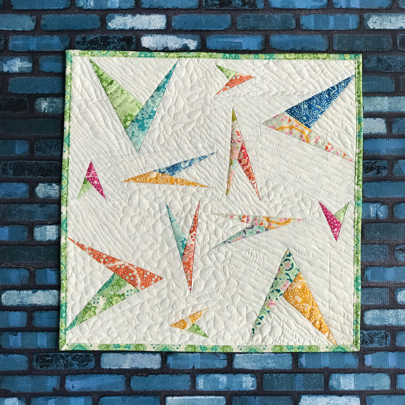 sparrow quilt pattern paper piecing