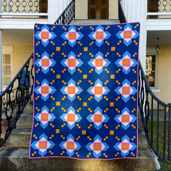 Renew Quilt Pattern | Printed Version
