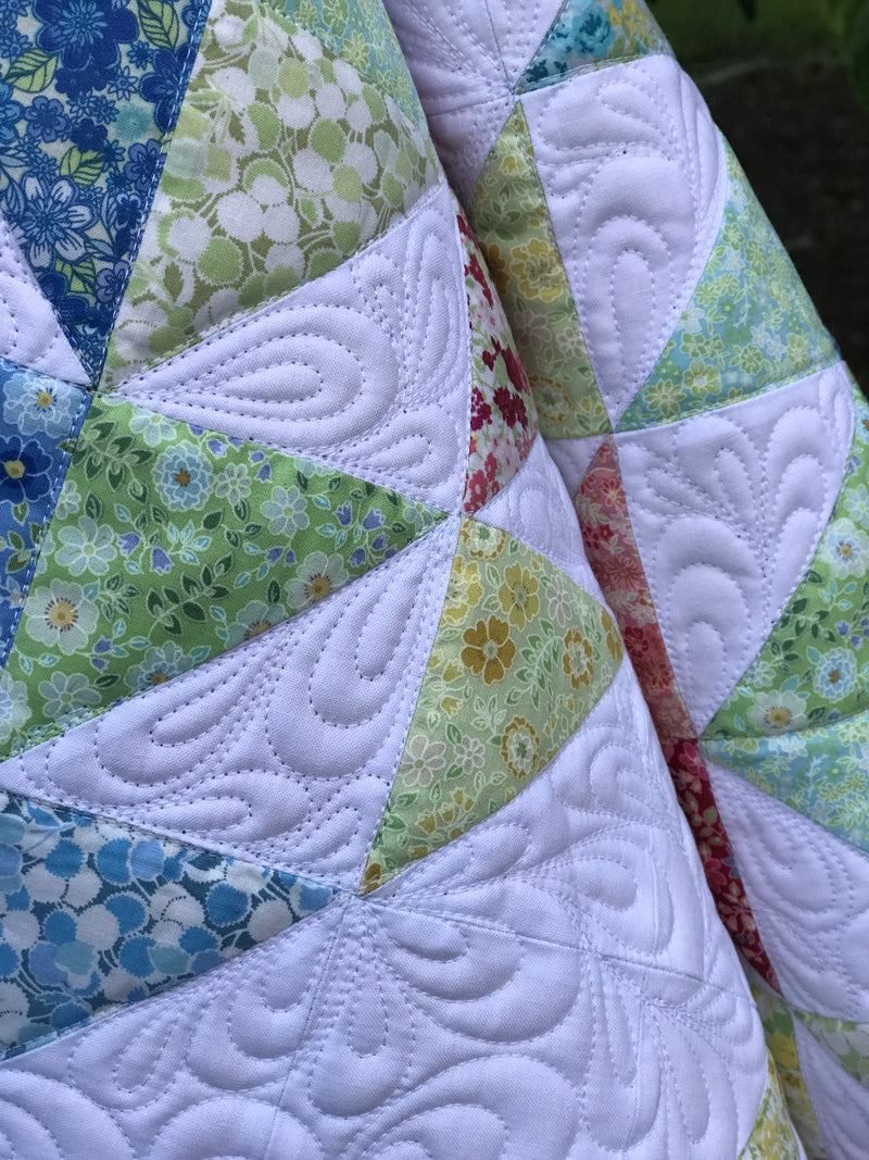 Dandyridge Quilt Pattern PDF Download