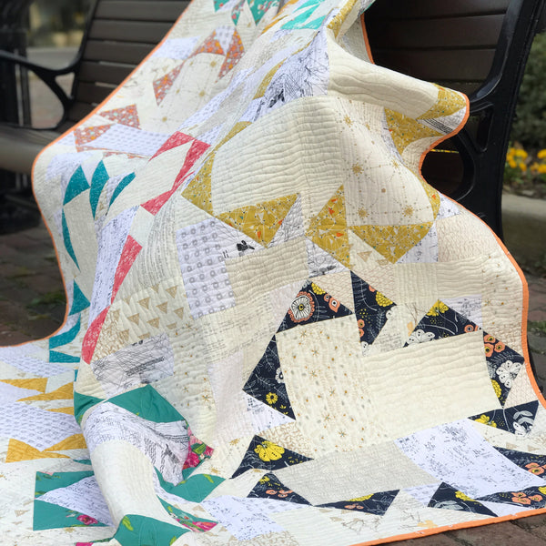 flock together quilt pattern