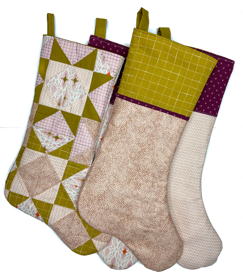 Christmas Stocking PDF Sewing Pattern