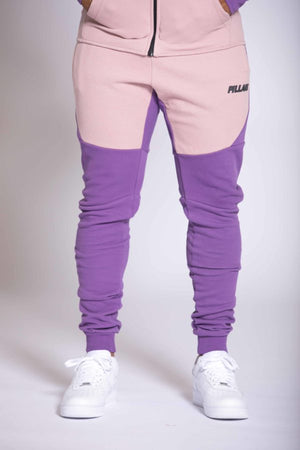 LIGHTWEIGHT TECH PANTS | PALE MAUVE