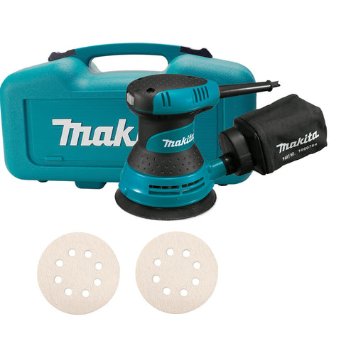 "Makita 5"" Random Orbit Sander Kit Set"