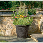 "Suncast 18"" Mystic Decorative Planters"