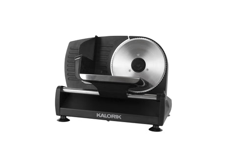 Kalorik Professional Style Food Slicer Black