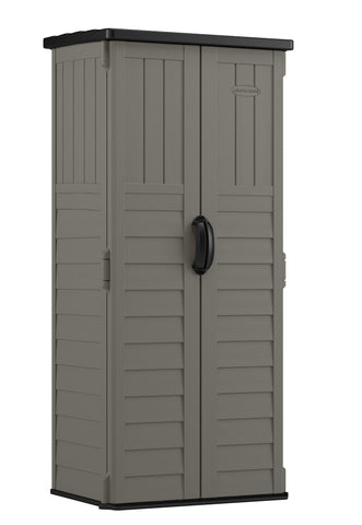 Suncast 22 cu. ft. Vertical Shed