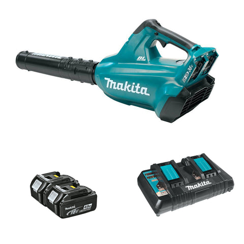 Makita 18V X2 LXT® Lithium-Ion (36V) Brushless Cordless Blower Set