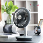 Soleus Air Table Top USB Rechargeable Air Circulator
